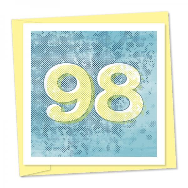 98th birthday