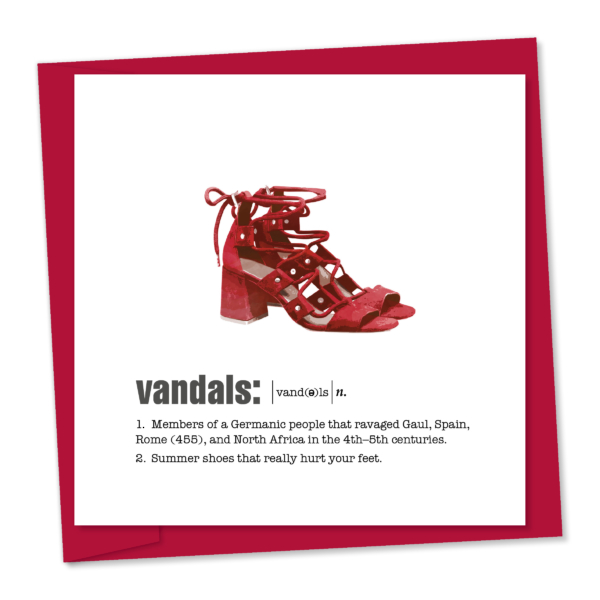 Vandals summer shoes that really hurt your feet