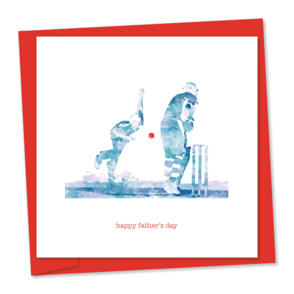 m745 cricket - happy father's day