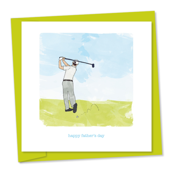 m746 golf - happy father's day