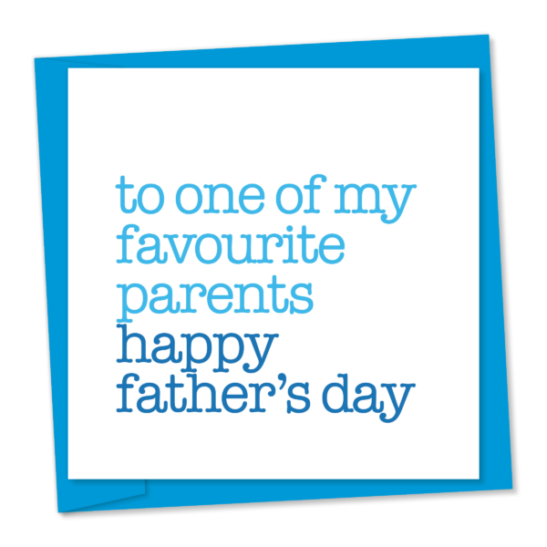 m747 one of my favourite parents - happy father's day